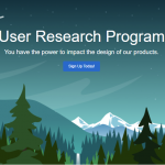 User Research Program