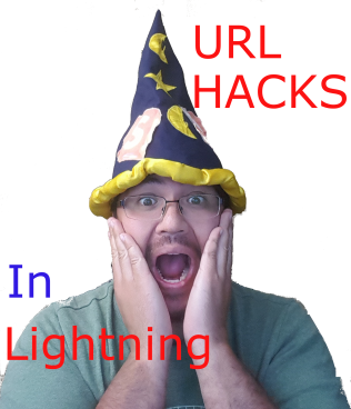URL Hack Functionality In Lightning?! - The Wizard News