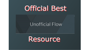 Unofficial Salesforce Flow