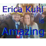 Erica Kuhl Thanks for Salesforce Community