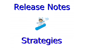 Salesforce Release Notes Strategies Image