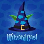 WizardCast logo