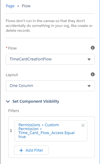 Using Custom Permission for Lightning Component Visibility