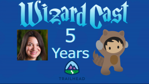 5 years of Trailhead with Chris Duarte