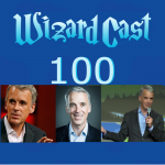 Parker Harris WizardCast 100 Episode