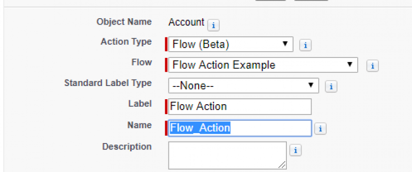 My Favorite Salesforce Winter'18 Feature: Flow Action